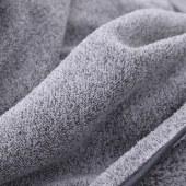 斜月三星 天然竹炭复合丝毛巾浴巾组合套装 超柔吸水洗脸巾擦脸巾面巾洗澡包裹巾 (1毛巾+1浴巾)【新品上市】
