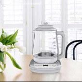 美国西屋(Westinghouse)养生壶 1.5L煮茶器煮茶壶烧水壶电水壶泡茶壶花茶壶热水壶 Y2