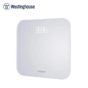 美国西屋(Westinghouse) 电子秤精准成人人体秤钢化玻璃智能开关体重秤体脂秤T1