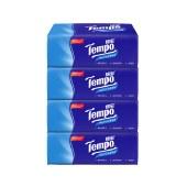 得宝(Tempo)儿童抽纸4层90抽8包 软抽面巾纸(天然无香)