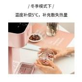 美国西屋(Westinghouse)即热式饮水机 即时加热小型迷你茶吧机饮水器 家用桌上茶水机