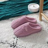 海谜璃多款可选冬季棉拖鞋家居拖鞋女秋冬室内保暖月子包跟情侣拖鞋现货HBX7201