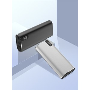 XO Mini聚合物移动电源 10000mAh充电宝通用移动充无线充 XO-PR102