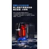 美国西屋(Westinghouse)智能净饮机反渗透净水器家用过滤直饮加热一体机台式 WFHRO-F5