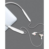 XO 颈挂式运动磁吸蓝牙耳机磁吸式耳塞设计 通话听歌聊天 XO-BS12