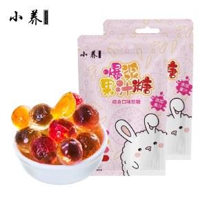 小养流心软糖120g*2袋