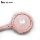 翰乐 炊尚组合 炒锅+网红薄饼机 烙饼机早餐机 不粘锅无油烟两件套 HL-6015