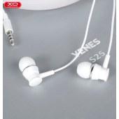 XO 入耳式音乐耳机3.5mm接口手机耳机 通话听歌聊天 XO-S25