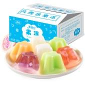 凡秀色 马卡龙夹心饼干350g +果味果冻整箱800g【新品上市】