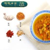 【陶陶居】蛹虫草炖鸡汤350g/盒 加热即食汤包 广式老火靓汤【新品上市】