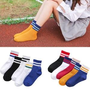 【5双装】FENGMI女士棉袜运动袜女袜 XC111
