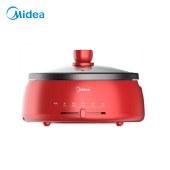 美的(Midea) DH2851 电火锅 分体式家用多功能电