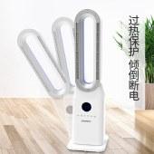 美国西屋(Westinghouse)无页取暖器 暖风机取暖机电暖器无叶式立式家用遥控定时电暖风 WTH-P18