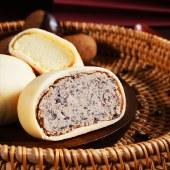 凡秀色 3口味酥饼400g+红豆味蛋黄酥50g*6枚【新品上市】