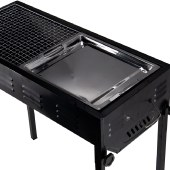翰乐 美食陆游器 户外烧烤炉碳烤炉烧烤架烤肉架 HL-BBQ01