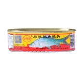 甘竹豆豉鲮鱼罐头(黄)227克*6