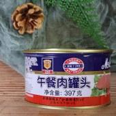 梅林午餐肉397克*4