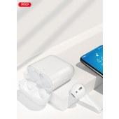 XO TWS双耳无线蓝牙耳机无线耳机 白色 XO-F90T