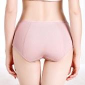 【4条装】FENGMI纯棉经期防侧漏生理裤 经期前后防侧漏内裤1161