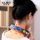 CLBO卓联博 Kakao护颈仪颈椎按摩仪肩部护理锤击针灸揉捏无线遥控护颈仪