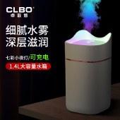 CLBO卓联博 猫咪加湿器 家用静音卧室大容量喷雾孕妇婴儿增湿器补水器