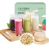 【两盒装】青源堂 七彩豆浆192g/盒*2 细腻顺滑 东北好品质大豆