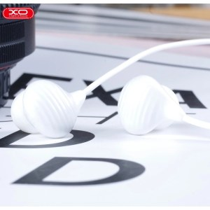 XO 入耳式音乐线控耳机3.5mm接口手机耳机 通话听歌聊天 XO-EP15
