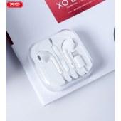 XO Lightning 接口 弹窗蓝牙音乐线控耳机 通话听歌聊天 白色 XO-EP13