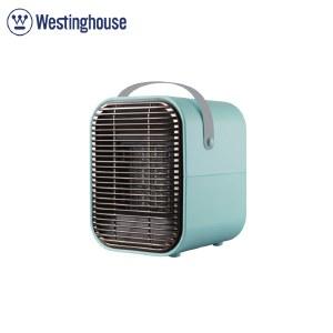 美国西屋(Westinghouse)PTC暖风机 桌面迷你电暖气取暖器家用暖气机移动台式便携电热器浴室电暖风家用小型办公电暖器 WTH-P13