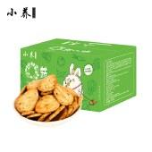 小养九蔬饼干300g