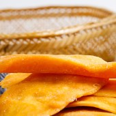 孔哥芒果干80g芒果干单包休闲小零食品果脯蜜饯小吃开袋即食