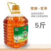 亿亩地2.7升浓香豆油非转基因 浓香豆油大豆油