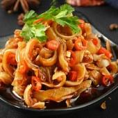 麻妃香辣味烧烤味脆骨休闲食品美食小吃下酒菜熟即食消磨时间耐吃零食品