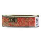 【特惠2罐装/包邮】鹰金钱鲮魂豆豉鲮鱼罐头227g*2/组 老字号下饭菜开盖即食鱼罐头