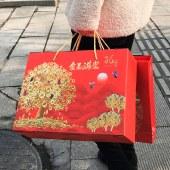孔哥金玉满堂礼盒856g坚果大礼包团购年货炒货干果休闲零食过年礼盒
