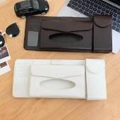 啄木鸟PLOVER 车载纸巾盒抽纸盒收纳盒餐巾纸盒GDZJH-1B/GDZJH-1K