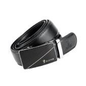 啄木鸟PLOVER男士自动扣皮带商务腰带裤带GD1859-AXA