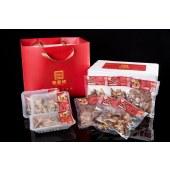 客佬HAKKAING年货大礼盒 酱香猪头肉牛舌盐水鹅组合装 送礼佳品(广州地区内包邮)