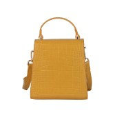 啄木鸟PLOVER 竖款方形女包手提包斜跨包简约时尚女士皮包GDNB015