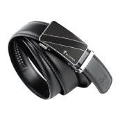 啄木鸟PLOVER男士自动扣皮带商务腰带裤带GD1882-A