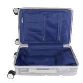 啄木鸟PLOVER 宝马万向静音轮带USB插口20寸24寸拉杆箱时尚休闲商务飞机轮男女出差旅游行李箱旅行箱GD2672