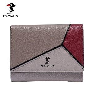 啄木鸟PLOVER女款三折多功能钱包钱夹钱袋GD5929-3NH