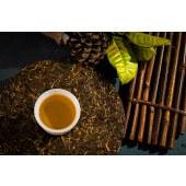 一品蓝印 一品堂高端印系列布朗山三百年古树纯料生茶400g