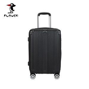啄木鸟PLOVER万向轮20寸拉杆箱时尚休闲商务飞机轮男女出差旅游行李箱旅行箱GD2657-20A