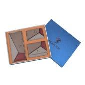 啄木鸟PLOVER前卫女式手包+钱包+卡包三件套GD81217-3NH