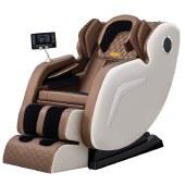 佳胜达 电动多功能按摩椅全身揉捏推按摩沙发 JSD-Y660香槟金