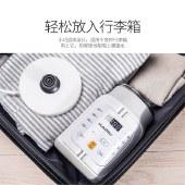 海牌(HAIPAI)便携式智能壶电热烧水壶0.6L旅行非折叠水壶电炖杯家用小型304不锈钢智能烧水器HP-S106A