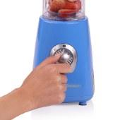 汉美驰双层保温果汁机家用全自动迷你搅拌机婴儿辅食机料理机单杯便携式榨汁机51145-CN