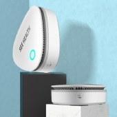 希合超氧除味杀菌器健康精灵杀菌除味净化器冰箱除味器空气净化臭氧去味器消毒除臭升级版XD001