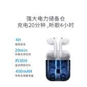 米狗蓝牙对耳无线耳机蓝牙耳机消噪耳机R9